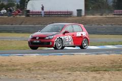 APR Australia MK6 GTI Race Car