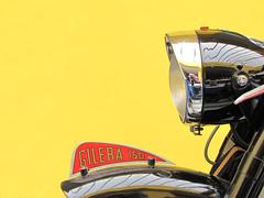 150 turismo (archifra -francesco de vincenzi-) Tags: italy logo faro giallo moto stemma fanale molise motocicletta coth gilera150 colorphotoaward estremità mirrorser archifraisernia francescodevincenzi gilera150turismo