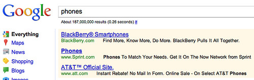 AdWords Display URL Before Description