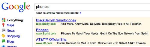 AdWords Display URL Before Description