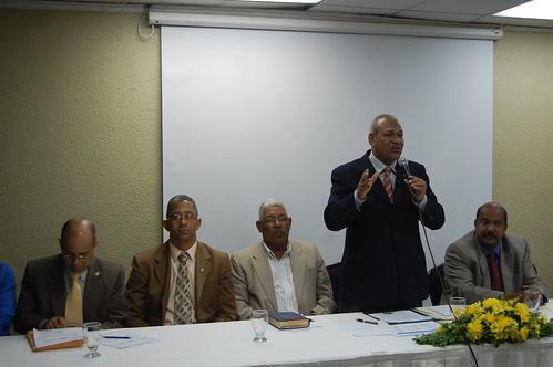 Fausto Figuero,presidente de Fenacodep