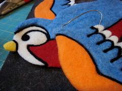 Sparrow Process 17