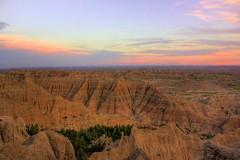 Badlands National Park HDR