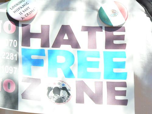 Hate Fee Zone