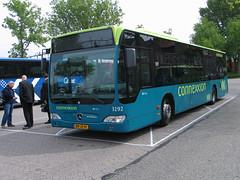 Connexxion bus 3292 Alkmaar NS (Arthur-A) Tags: bus netherlands buses mercedes nederland alkmaar autobus bussen connexxion citaro