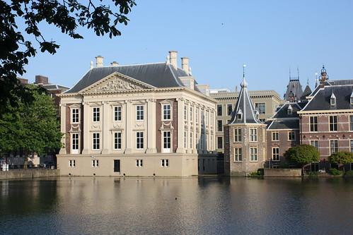 Museu em Haia: Mauritshuis