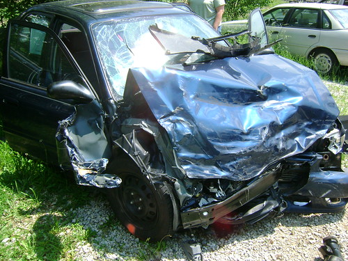 Our Car after Accident