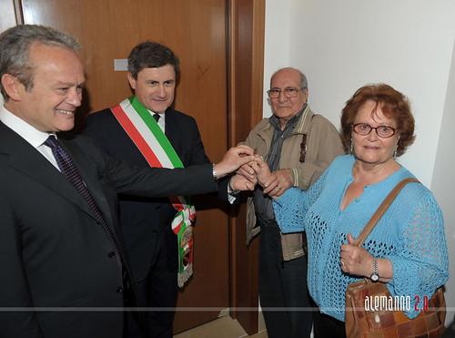 CASA: Consegna 52 alloggi zona Colle Aurelio