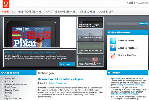 Adobe Newsroom