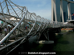 Helix Bridge and Sands