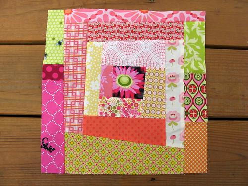 Pretty in Pink June - Block 1