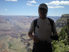 Barry At South Rim, Bright Angel Trail