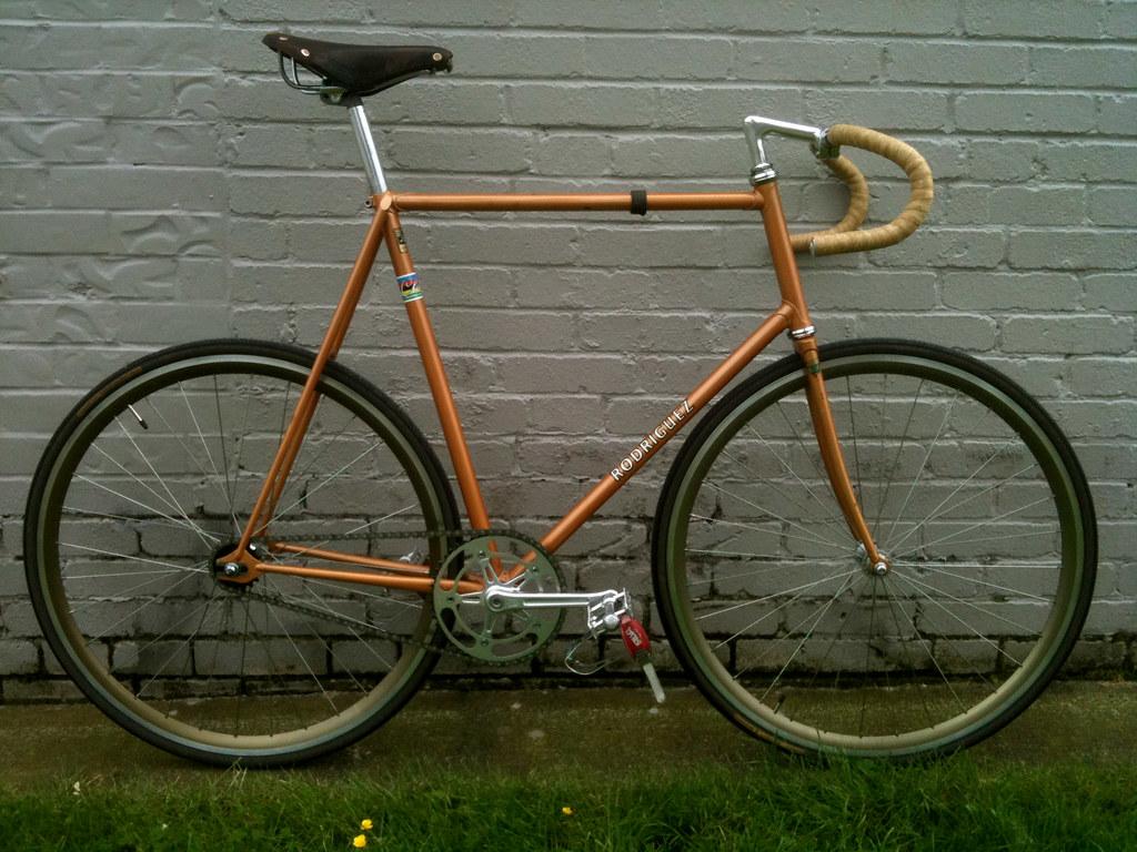 1973 Rodriguez Track Bike