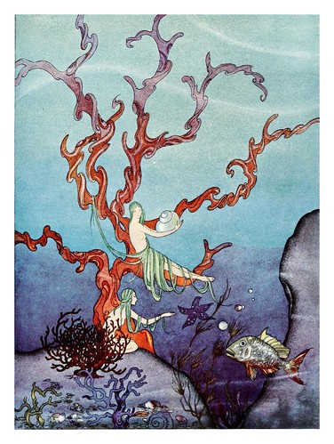 007-Las semillas de granada-Tanglewood tales 1921- Virginia Frances Sterrett