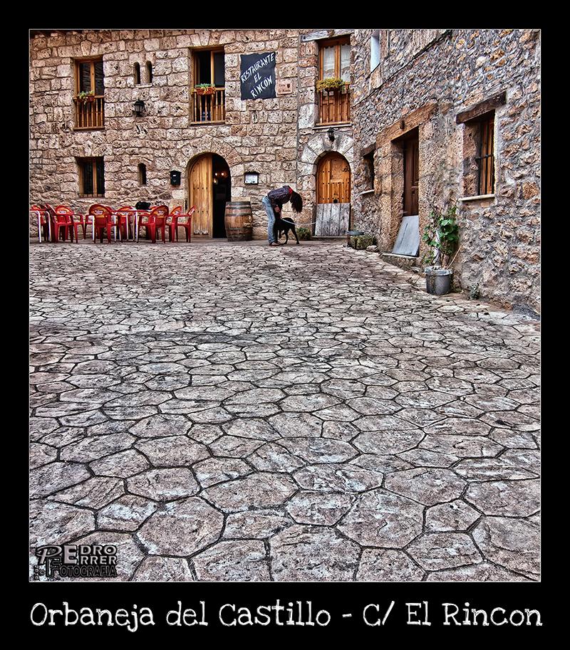 Orbaneja del Castillo - Calle El Rincón