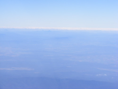 Tasmanian Interior from the Air
