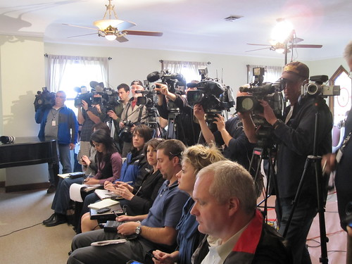 Horman Press Conference