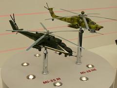 Mi-35M und Mi-28NE