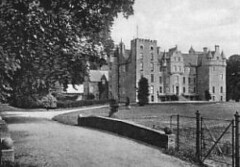 Aboyne Castle Aberdeenshire Scotland