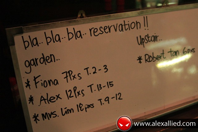 My Reservations