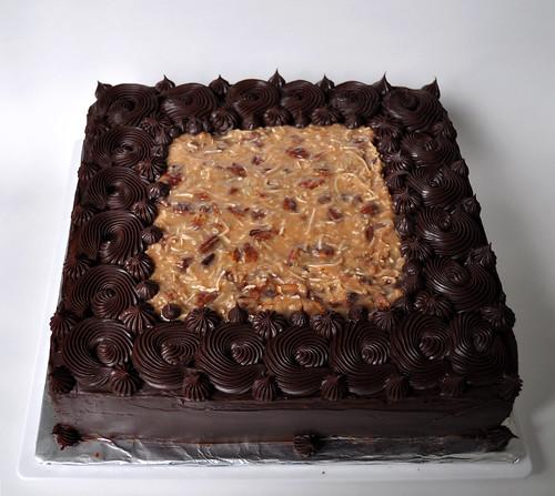 Blondie S Cakes German Chocolate Cake