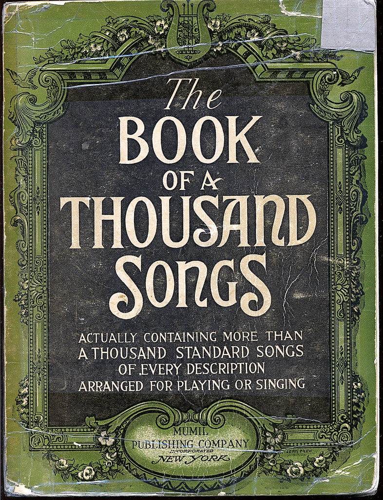 The Book of a Thousand Songs