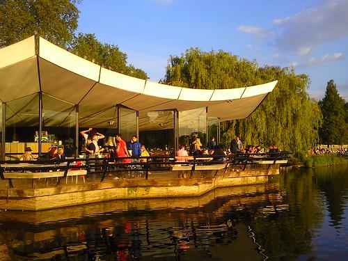 Serpentine Bar & Kitchen, Hyde Park, London