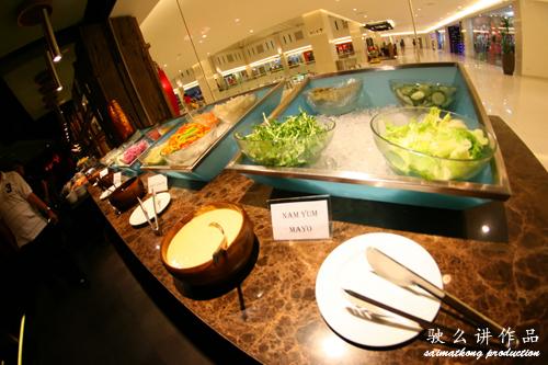 Tao Japanese Buffet - Sunway Giza