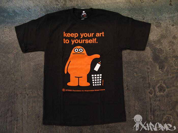Stussy Summer 2010 T-Shirts