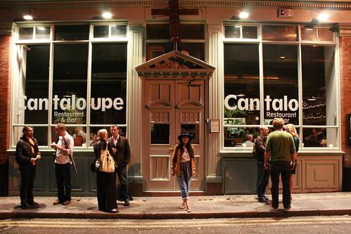 london + Cantaloupe + g