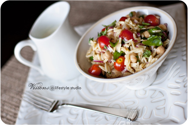 Orzo Salad BLOG