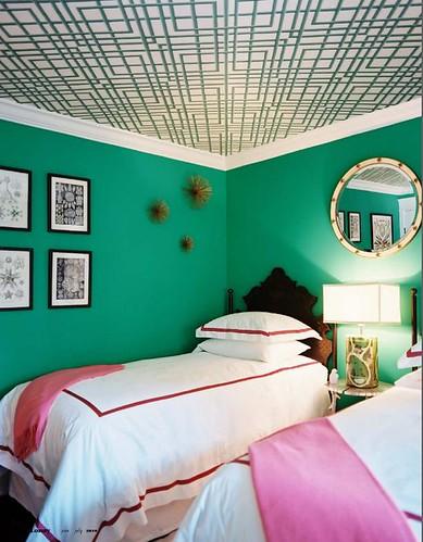 green room - lonny