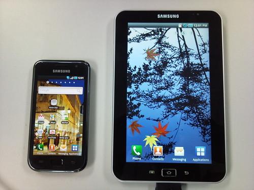 Samsung Galaxy Tab Tape