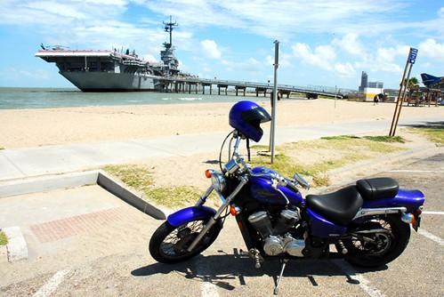 Bike in Corpus Christi