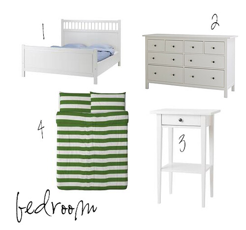 ikea bedroom