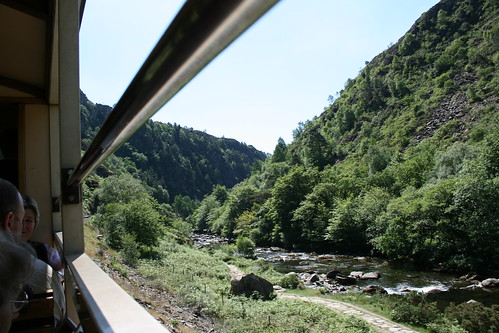 Entering the Aberglaslyn Pass