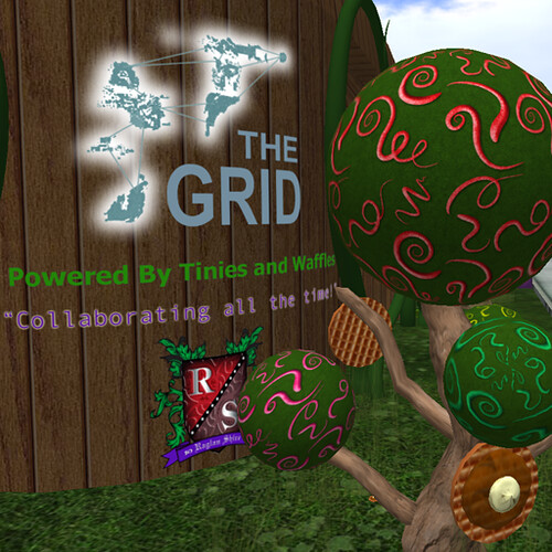 The Grid.... powered by tinies and waffles =)