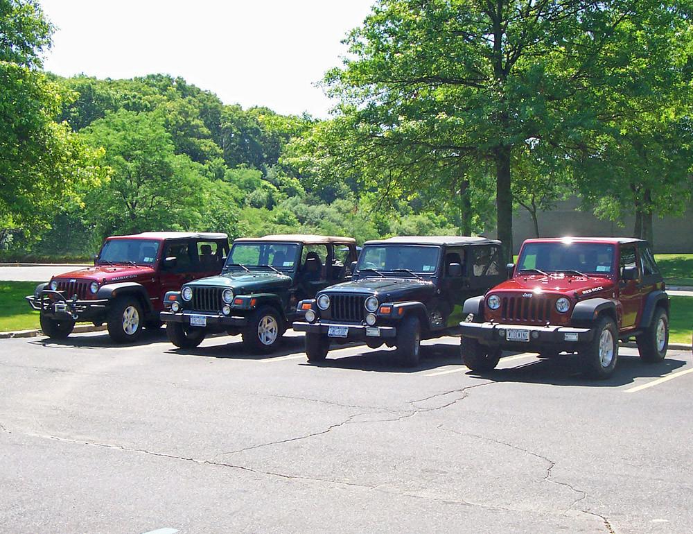 Circor-Jeeps