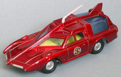 Dinky Spectrum Patrol Car