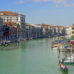 El Gran Canal, buit / The Grand Canal, empty