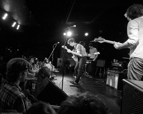 06.15.10 Beach Fossils @ Knitting Factory (4)