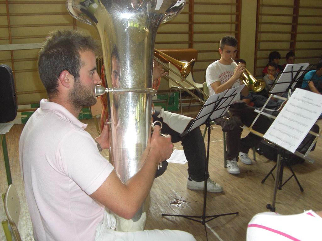 14 DE JUNIO DE 2010.  CONCIERTO FINAL DE CURSO