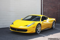 new baby cars sports car yellow italia fast ferrari exotic giallo enzo jersey croissants 458
