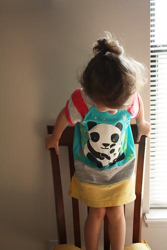 Panda Dress!!!!!