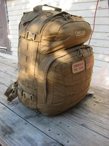 camelbak military  backpacks
