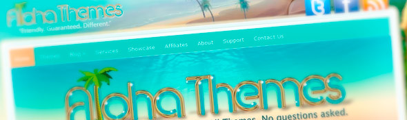 Aloha Themes for WordPress | AlohaThemes.com