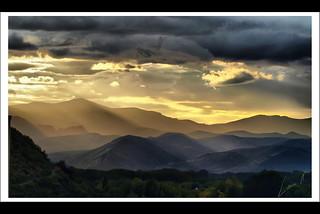 Montañas de oro