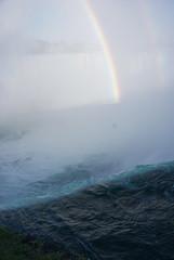 DSC07945 (IanMessenger1) Tags: ontario canada niagarafalls waterfall rainbow niagara maidofthemist skylon horseshoefalls skylontower canadianfalls