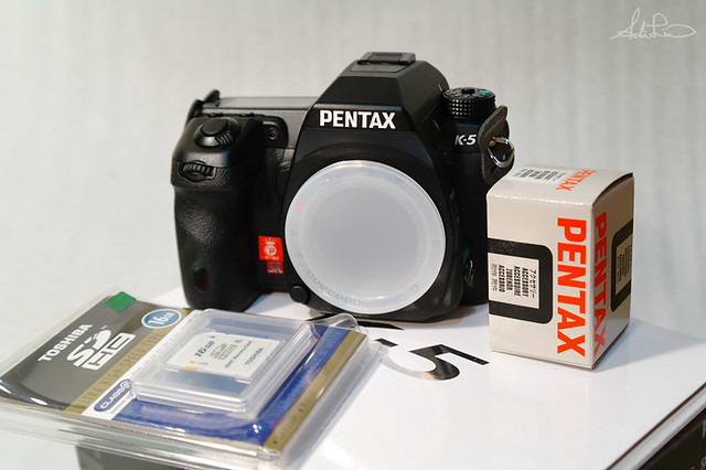 PENTAX K-5 測試