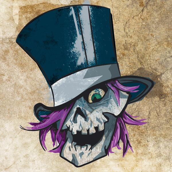 hallow skull